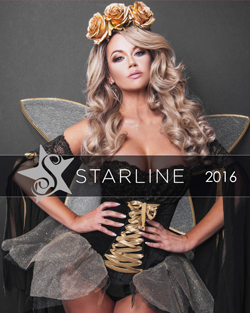 Starline 2016 Costumes BLACK