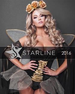 Starline 2016 Costumes BLACK