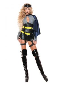 S5137 Bat Hero Womens Costume