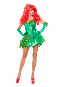 S5154 Ivy Seductress Womens Costume