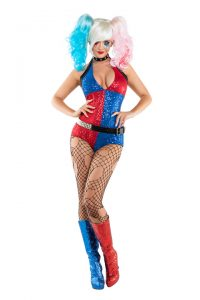 S6020 Daddys Little Monster Womens Costume
