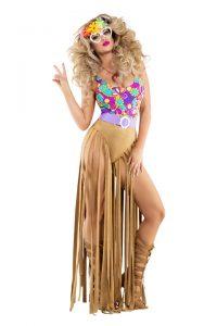 S6061 Hippy Womens Costume