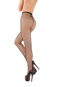 SH002 Starline Net Tights Black