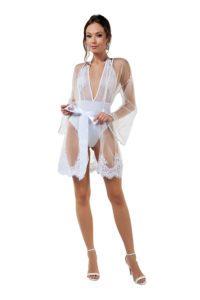 BL8009 Feminine Mystique Robe
