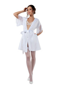 BL8019 Elegant Evening Robe