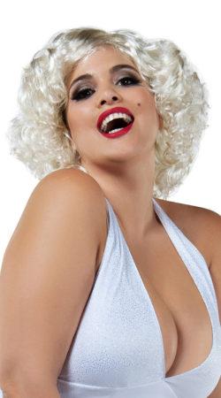W8027 Blonde Bombshell Wig
