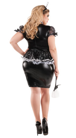 Starline S6181X Mistress Maid Costume - B