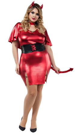 Starline S8019X Devilish Beauty Costume - A