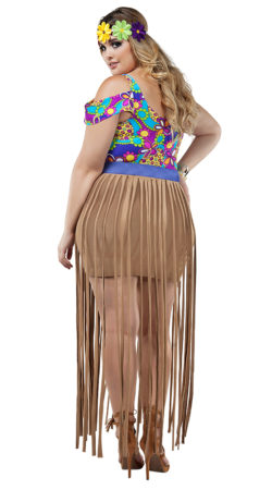 Starline S8023X Hippy Costume - B