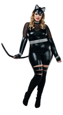 Starline S8025X Cat Burglar Costume - A