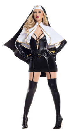 Starline S8053 Blasphemous Babe Costume - A