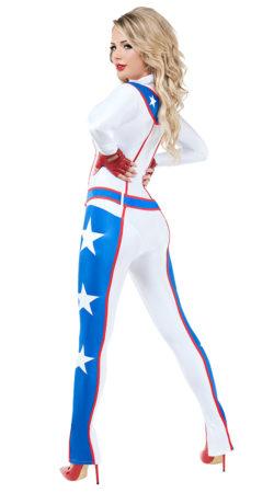 Starline S9002 Stuning Stuntwoman Costume - B