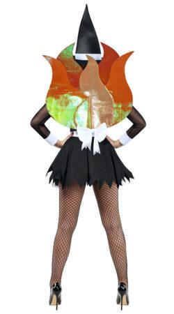 Starline S9003 Salem Hottie Costume - B