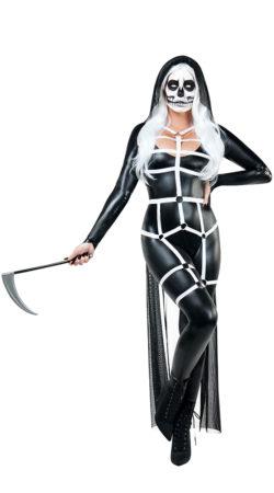 Starline S9004 Grim Reaper Costume - A
