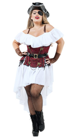 Starline S9009X High Seas Honey Costume - A