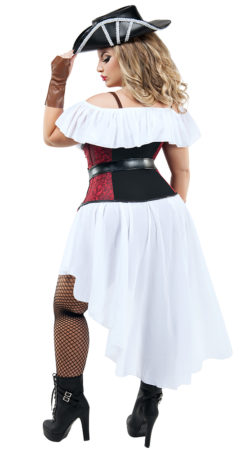 Starline S9009X High Seas Honey Costume - B