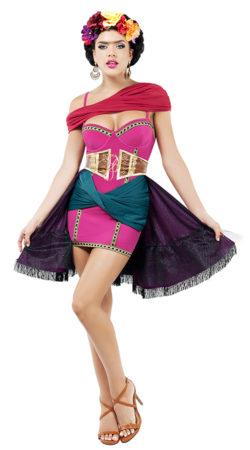 Starline S9017 Surrealist Honey Costume - A