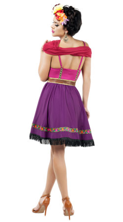 Starline S9017 Surrealist Honey Costume - B
