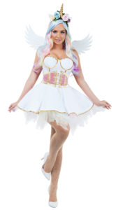 Starline S9028 Pastel Pony Costume - A