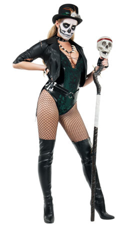 Starline S9029 Witch Doctor Costume - A