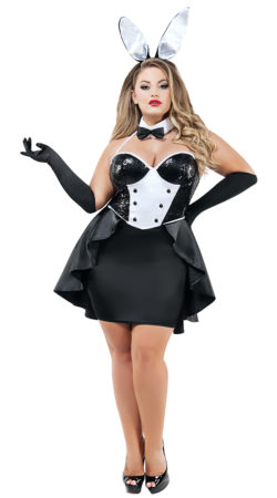 Starline S9032X Evening Affair Bunny Costume - A