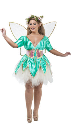Starline S9034X Elven Fairy Costume - A