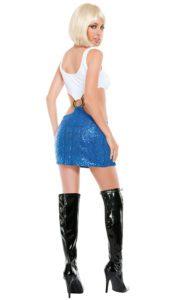 Starline S3319 Women's Hollywood Honey Costume - B