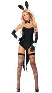 Starline S4517 Women's Naughty Nights Bunny Costume - A