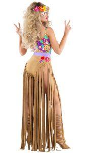 Starline S6061 Women's Hippy Costume - B