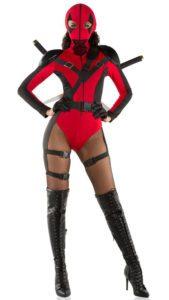 Starline S6115 Women's Dead Assassin Costume - A
