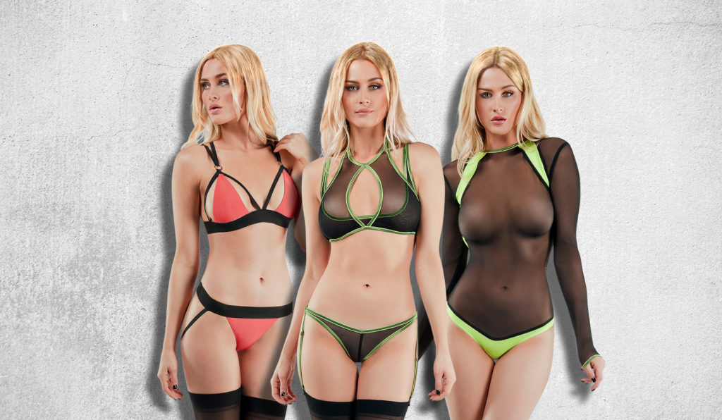 Starline Fantasy Sports Lingerie Collection