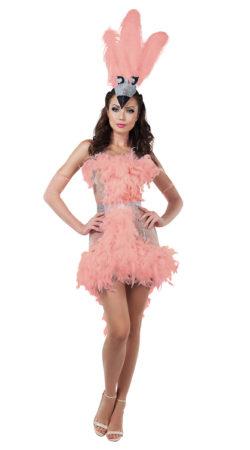 S8013 Flirtacious Flamingo