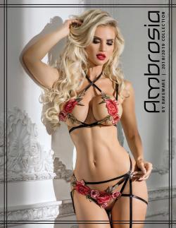 Ambrosia by Raveware - 2019 Lingerie Collection