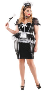 Starline S6181X Mistress Maid Costume - A