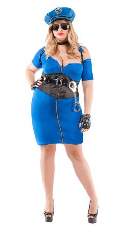 Starline S7111X Cuff Me Cop Costume - A