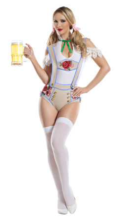 Starline S8054 Bardame Beauty Costume - A