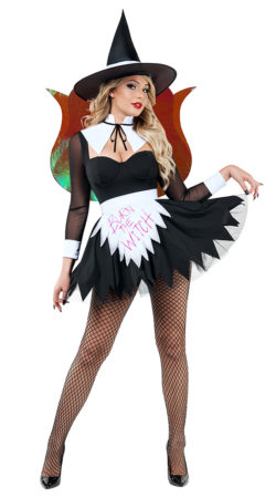 Starline S9003 Salem Hottie Costume - A