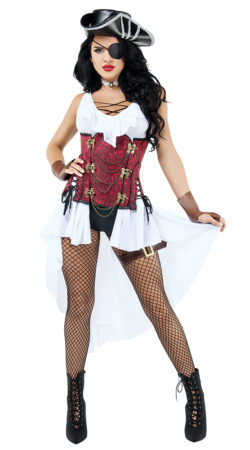 Starline S9009 High Seas Honey Costume - A