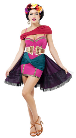 Starline S9017 Surrealist Honey Costume - A