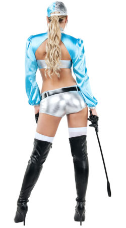 Starline S9022 Home Stretch Jockey Costume - A