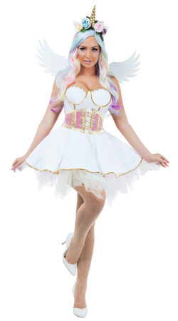 Starline S9028 Pastel Pony Costume - A