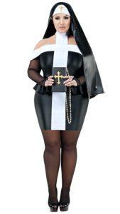 Starline S9036X Sacrilege Sister Costume - A