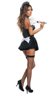 Starline S2183 Women's Seductive Maid Costume - B