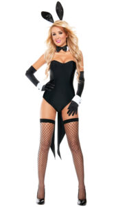 Starline S4517 Women's Naughty Nights Bunny Costume - A