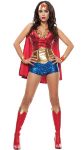 Starline S4560 Women's WOW Girl Costume - A