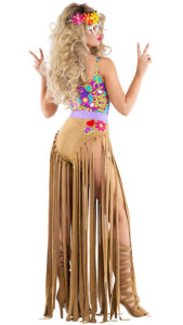 Starline S6061 Women's Hippy Costume - B