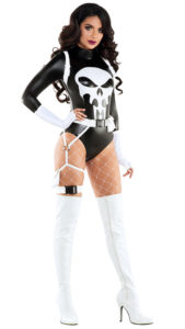 Starline S6114 Women's The Punishing One Costume - A