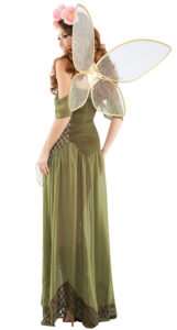 Starline S6116 Women's Rose Fairy Princess Costume - B