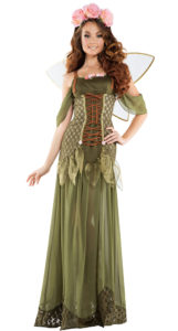 Starline S6116 Women's Rose Fairy Princess Costume - A