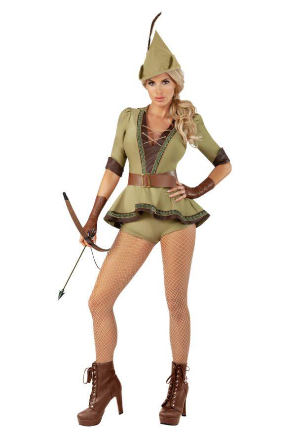 Starline Heroic Hottie Costume